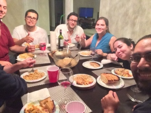 Carbonara Dinner