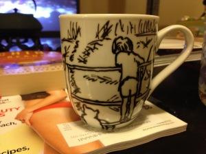 Pooh Mug